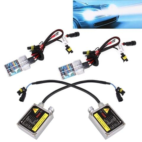 AC9-16V 55W H7 HID Xenon Light High intensity discharge lamp 8000K
