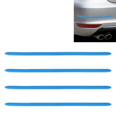 4 PCS Car-Styling Random Decorative Sticker (Blue)