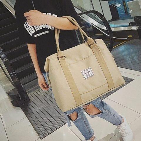 Nylon Shoulder Travel Bag Leisure Sport Handbag