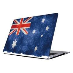 RS-305 Colorful Printing Laptop Plastic Protective Case for MacBook Pro 13.3 inch A1708 (2016 - 2017) / A1706 (2016 - 2017)