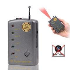 Superior Sensitivity RF Signal Detector / Digital Signals of Bluetooth / WLAN / Wi-Fi with Analog / Digital Select Switch (SH-055GRV)(Grey)