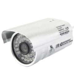 CMOS 420TVL 6mm Lens Metal Material Color Infrared Camera with 36 LED, IR Distance: 20m
