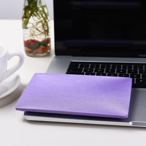 Trackpad Elastic Dust-proof Cover for Apple Magic Trackpad (Purple)