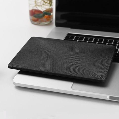 Trackpad Elastic Dust-proof Cover for Apple Magic Trackpad (Dark Blue)