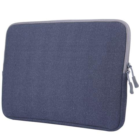 For Macbook Pro 13.3 inch Laptop Bag Soft Portable Package Pouch(Grey)