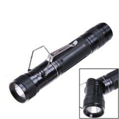 KX-F520 Rotational Folding Flashlight