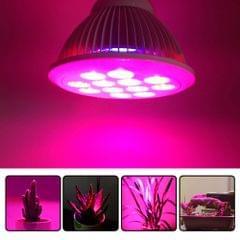 E27 PAR38 12W Red Light + Blue Light LED Plant Growth Light