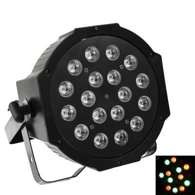 LED-B11  Plastic PAR Light DMX512 Stage Light