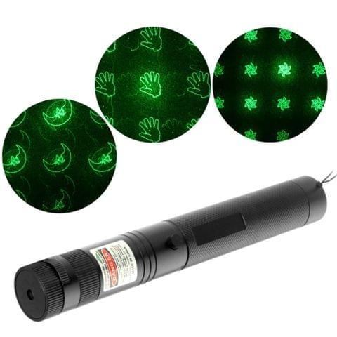 4mw 532nm Green Beam Laser Stage Pen
