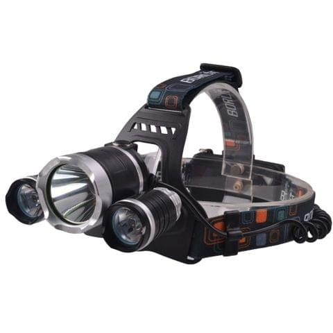 RichFire SF-555E CREE XML T6 Cool White LED Headlight