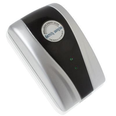 SD-001 Super Intelligent Digital Energy Saving Equipment, Useful Load: 18000W (EU Plug)(Grey)