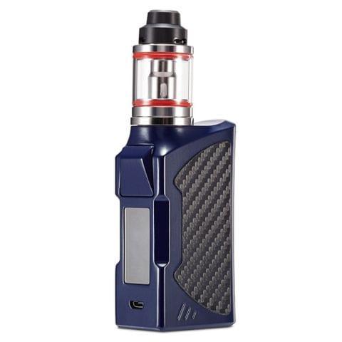 LEXINTONG L-3 90W 2200mAh Battery Electronic Cigarette Regulator Atomizer Starter Kit(Dark Blue)
