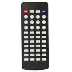 Universal Remote Controller for Portable DVD Player (Using in S-PD-1023, S-PD-1040, S-PD-1041)(Black)