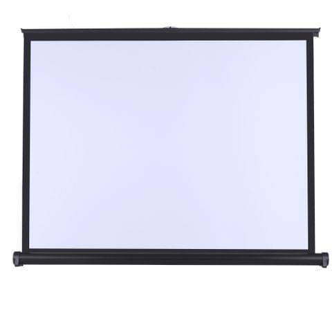 Simple Micro Projector Table Curtain 40 Inches (4:3) Projected Area: 81.3x60.9cm