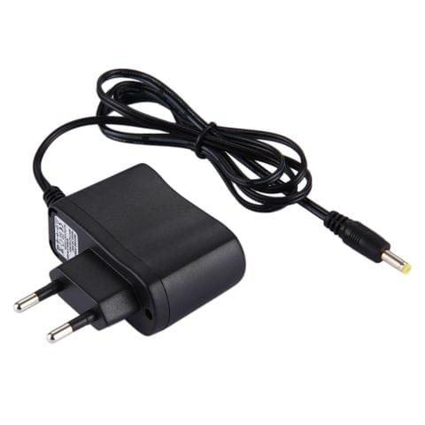 AC Adapter for Portable DVD Player, Output: DC 12V / 1.5A or 12V / 2A Random Delivery(Black)