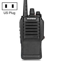 BaoFeng BF-9700 8W Single Band Radio Handheld Walkie Talkie with Monitor Function, US Plug(Black)