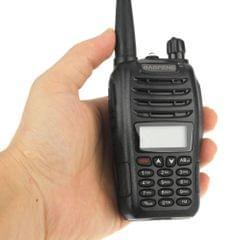 BAOFENG UV-B6 Portable Radio Walkie Talkie Retevis VHF / UHF 5W 99CH Two Way Radio FM Transceiver                                               ()