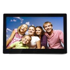 10.1 Inch 1024 x 600 / 16:9 LED Widescreen Suspensibility Digital Photo Frame with Holder & Remote Control, Support SD / MicroSD / MMC /Micro USB / USB Flash Disk(Black)