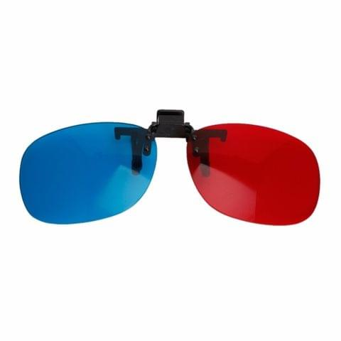 Stereo 3D Red and Blue Glasses Myopia and 3D Movie Computer TV Dedicated