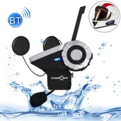 T-REX Single Bluetooth Interphone Headsets for Motorcycle Helmet,  Intercom Distance up to 1500m