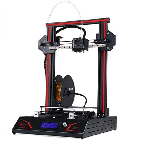 DMSCREATE DP5 360W 10-180mm/s Printing Speed 3D Printer, Support Auto-leveling / SD Card, Printing Size: 200*200*300mm