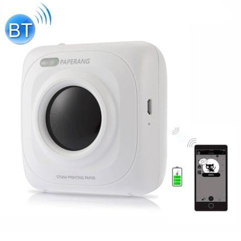 PAPERANG P1 Portable ABS Bluetooth 4.0 Printer Thermal Photo Phone Wireless Connection Printer                                               ()