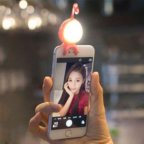 For Smart Phone Self Light with Hook