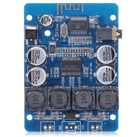 LDTR - WG0069 TPA3118 Bluetooth Digital Amplifier Board for RC Toys Models 2 x 30W Stereo DIY Speaker