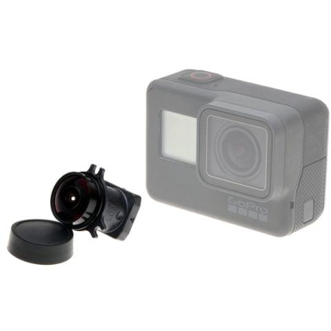 For GoPro  NEW HERO /HERO6   /5 170 Degree Wide Angle Replaceable Camera Lens, IMX206 CQC 1/2.3 inch Sensor