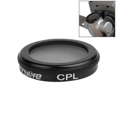 Sunnylife HD Drone CPL Lens Filter for DJI Mavic 2 Pro / Zoom