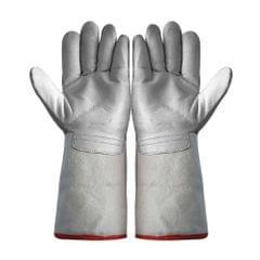 Pair of Low Temperature Liquid Nitrogen Working Gloves