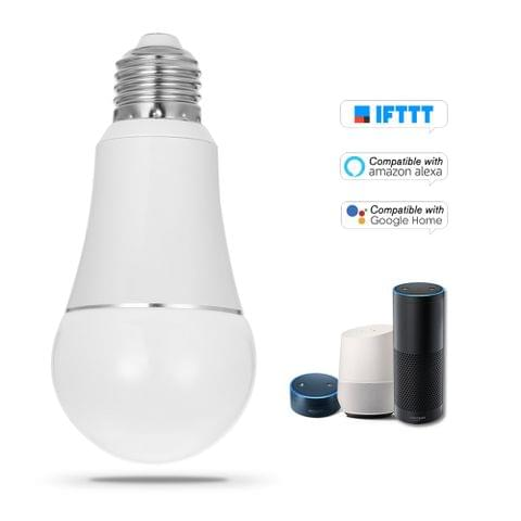 Smart WiFi LED Light Bulb(7W)Multi-color