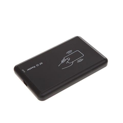 USB 125Khz EM4305 T5577 ID Card Reader/Writer Copier Read EM4100 Card with 5PCS Writable Cards