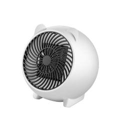 Mini 250W Space Heater Portable Winter Warmer Fan Peonal Electric Heater