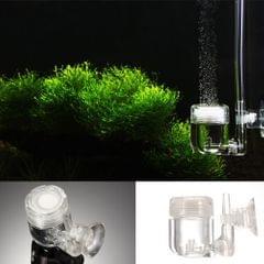 4 in 1 CO2 Diffuser Check Vavle Bubble Count U Shape Tube Sucker Aquarium Fish Tank Plant Accessory Tool