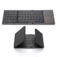 Universal Folding With Touched BT Wireless Foldable Mini Size Computer Keyboard
