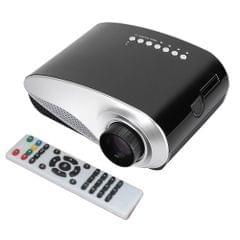 Mini LED Projector 120 lumens 1080P HD Contrast Ratio 300:1 US Plug