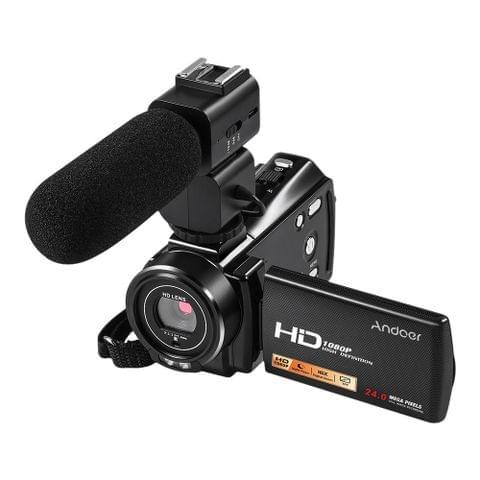 Andoer HDV-V7 PLUS  Portable Digital Video Camera