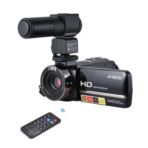 Andoer HDV-3051STR Portable 24Mega Pixels Digital Video Camera