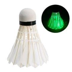3Pcs LED Badminton Shuttlecocks Duck Feather