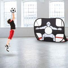 2-in-1 Pop Up Kids Soccer Goal