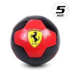 FERRARI Outdoor Size 5 Soccer Ball