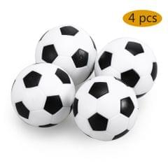 4Pcs / 10Pcs Table Soccer Indoor Games 36mm Foosball Replacement Mini Footballs Table Football For Kids / Adults