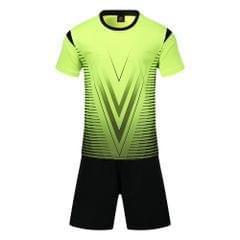 Lixada Professional Soccer Jerseys Set Adult/Kids Breathable Soccer Set Soccer Jerseys Uniforms Children Football Kit Shirt Tracksuit