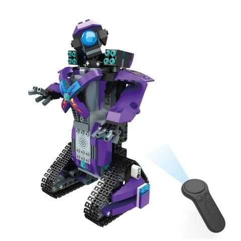 BB13003 M3 333PCS DIY 2.4G Smart Remote Control Building Block RC Robot Toy