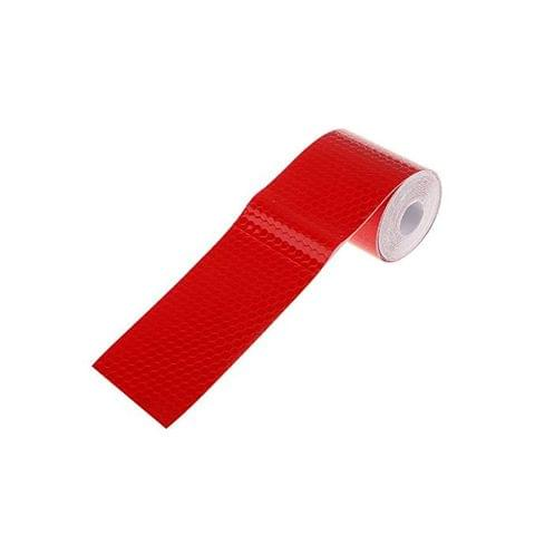 Imported 3M Warning Reflective Safety Tape Adhesive Sticker for Truck Car Red