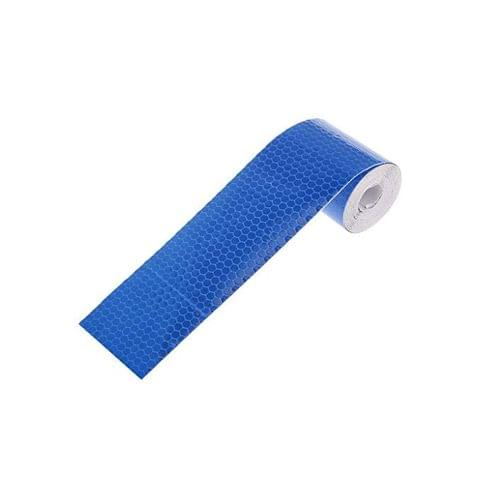 Imported 3M Warning Reflective Safety Tape Adhesive Sticker for Truck Car Blue