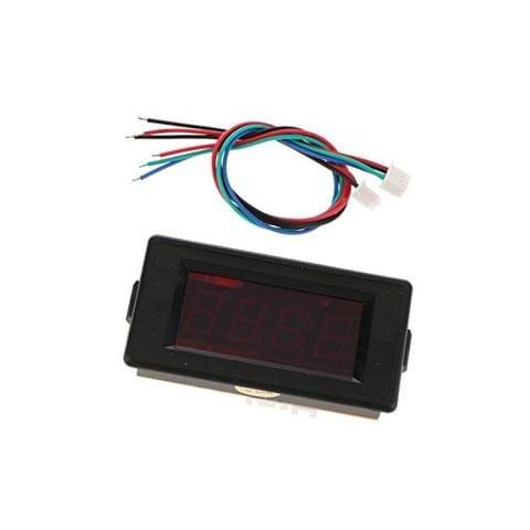Red LED Digital Timer Totalizer Hour Panel GDD7949MSCH-P12V