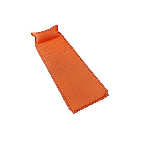 Self Inflating Sleeping Pad Lightweight - Padding Waterproof Inflatable Mat Mattress for Camping Hiking Backpacking