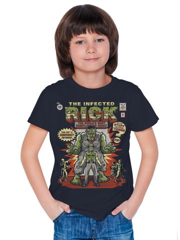 Infected Rick Grimes
